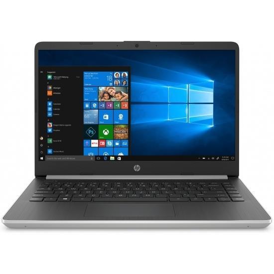 HP Notebook Intel® i3® 1005G1, 2 núcleos, 3.4 GHz, 4 MB de caché, 128GB SSD, 4 GB RAM, Win10