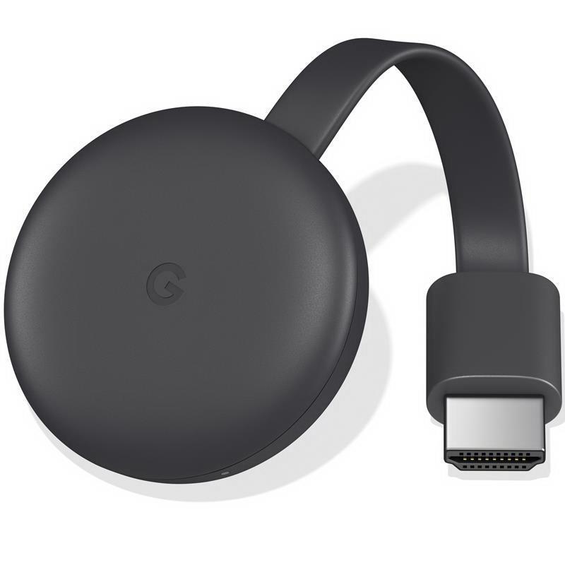 Google Chromecast 3  Negro WiFi Full HD