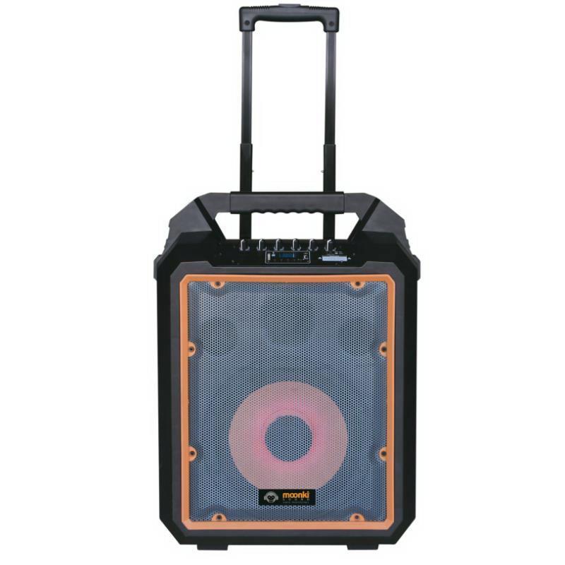 Parlante Moonki Sound Portátil Bluetooth MS-LED1200BT - 1200W
