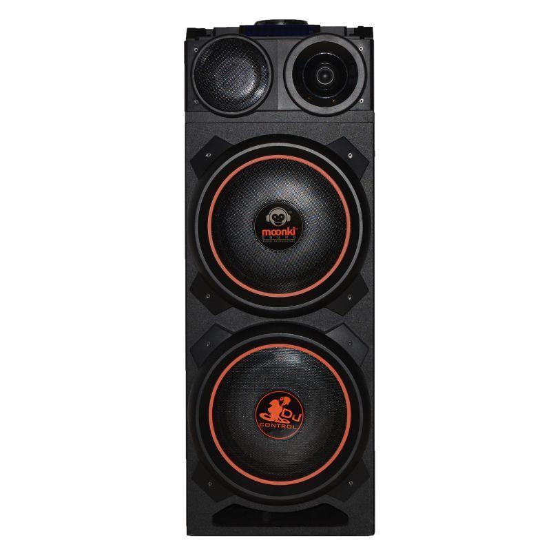 Parlante BT con Controlador DJ Moonki Sound MD-DJ210LT