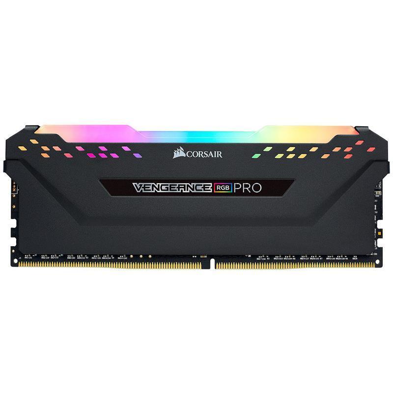 Memoria RAM Corsair Vengeance RGB Pro 2x8GB DDR4 3600MHz Negra