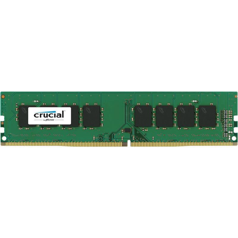 MEMORIA RAM CRUCIAL DDR4 8GB 2666 MHZ UDIMM