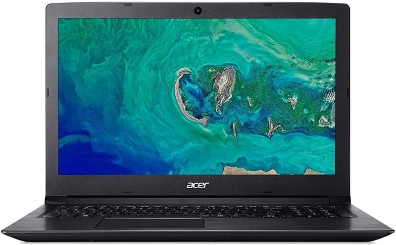 Notebook Acer Aspire 3 NX.H9KAL.009 i3-7020U 4Gb 1Tb W10 Esp Black
