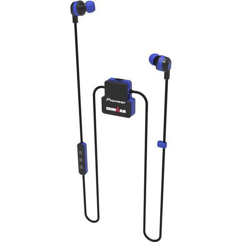 Pioneer Ironman Auriculares Inalámbrico Deportivos, Azul