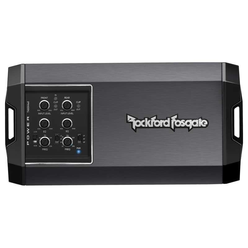 Amplificador Rockford Fosgate 4 Ch. T400X4AD 400W